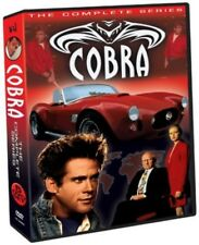 Cobra Michael Dudikoff The Complete TV Series (ALL 22 EPISODES) NEW DVD SET