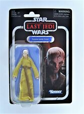 Star Wars The Vintage Kenner Collection Supreme Leader Snoke Figure - 10cm