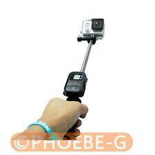 Extendable Handheld Monopole Selfie Monopod for Gopro Hero 3 2 1 Camera