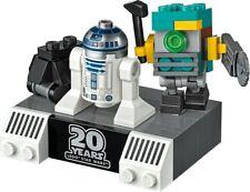 Lego 75522 mini Boost Droid Commander polybag new Star Wars 20th Anniversary