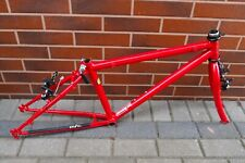 MTB kid frame 14 in Tange P.G tubes All Mountains Spinner fork Shimano Deore LX