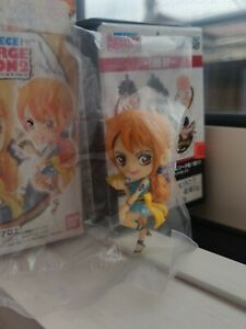 One Piece Adverge Motion 2 Collection Figure Nami BANDAI JAPAN