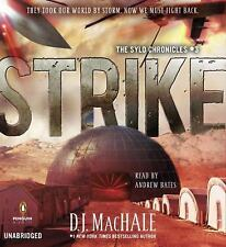 Strike (Sylo Chronicles) [Audio CD] by D J Machale FREE SHIPPING!