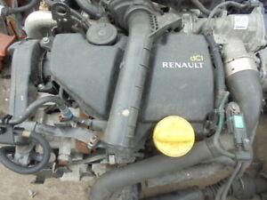 RENAULT CLIO 2011 1.5 DIESEL ENGINE DIESEL
