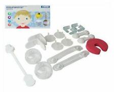 18 Pcs Baby Kids Child Toddler Home Safety Kit Set Plug Socket Cover Door Guard
