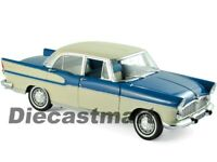 1960 SIMCA VEDETTE CHAMBORD TROPIC GREEN 1:18 DIECAST MODEL CAR BY NOREV 185727