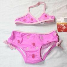 6968edbc1b Tommy Bahama Baby Girls  Infant Pink Two Piece Bikini Swimsuit - 18 Months