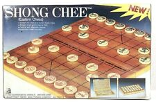 Shong Chee Board Game Shrink-wrapped NIB 1986 Eastern Chess Miao Trading Co.