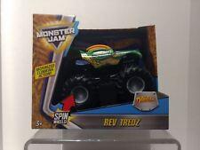 Hot Wheels Monster Jam Rev Tredz Dragon Monster Truck 1:43 CCR61