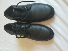 MENS CARAVELLE BLACK LIGHTWEIGHT BOOTS SIZE SMALL 10