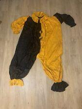 Antique Clown Suit