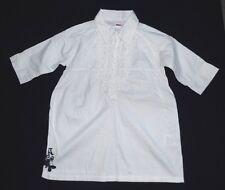 Name It White Cotton Dress size 110/116 5/6 years