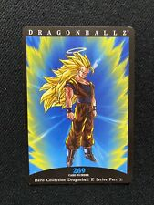 DragonballZ Hero Collection Dragonball Z Series Part 3 Card Number 269