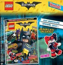 Minifiguras de juegos de construcción, Harley Quinn, batman