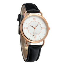 Noblag Mademoiselle Luxury Watches For Women Classic Black Strap White Dial 40mm