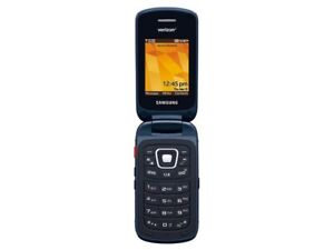 Samsung Convoy 4 SM-B690V Verizon Rugged Mobile Flip Phone