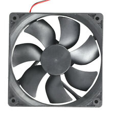 12V DC 120mm X 25mm Brushless 2 Pin Cooling Fan heat sink Marine PC CPU UK
