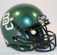 BAYLOR BEARS (GREEN) Schutt XP Mini Helmet