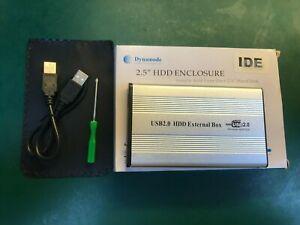 """Dynamode 2.5"""" HDD/SSD USB Enclosure"""