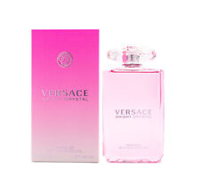 Bright Crystal by Versace 6.7 oz Perfumed Shower Gel for Women New in Box