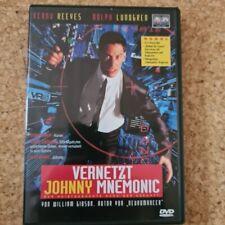 Vernetzt - Johnny Mnemonic - DVD - Sehr guter Zustand