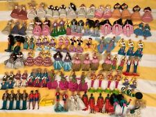 Barbie Dolls Lot 100 Mattel McDonald's Happy Meal Toys Christmas Gift Birthday