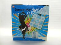 Wii Nintendo Dancing Mat Game Controller Pad NIB New Video Games Dance