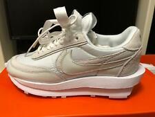 Nike Sacai LD Waffle White Nylon EU 40 US 7 with App Sneakrs RECEIPT