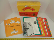 Discovery Deck Floating and Sinking National Science Homeschooling Cards Manuals