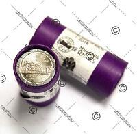 Rouleau 25 pièces x 2 euros commémoratives MALTE 2018 - Mnajdra - UNC