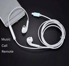 Apple iPhone Earphone w/ Lightning Connector for iPhone 7/7P/8/8P/Xr/Xs/Xs Max!