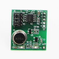 315Mhz Wireless Transmitter EV1527 Learning Code Encoded for Arduino/AVR