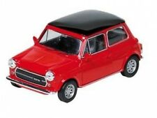 Mini Cooper 1300 rot, altes Modell 1:38 Welly Modellauto
