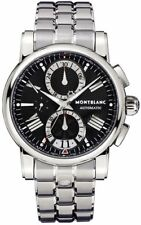 102376 | MONTBLANC STAR | AUTHENTIC BRAND NEW CHRONOGRAPH AUTOMATIC MEN'S WATCH