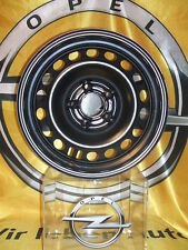 Opel Stahlfelge 6,5Jx15  5x110  ET 35 1002217 Astra H Zafira B Vectra C Meriva B
