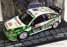 1/43 FORD FOCUS WRC GALLI RALLY MONTECARLO 2008  IXO EAGLEMOSS DIECAST