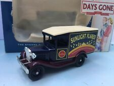 ** Lledo Sunlight Flakes Ford Model A Van ** (t) #