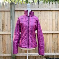 Columbia Purple Omni-Shield Women's Jacket Outer Shell Size M