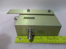 AMAT ENI RF Match Filter Box  422627