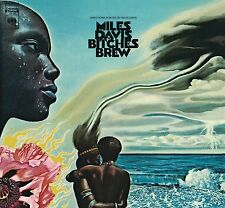 MILES DAVIS-BITCHES BREW-BRAND NEW RE-ISSUE LP ON LEGACY/SONY RECORDS 2015