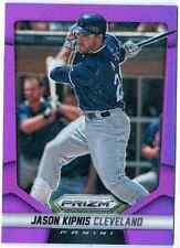 2014 Panini Prizm Baseball Jason Kipnis Purple Parallel /99 Indians