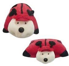 "Large Ladybug PET PILLOW 18"" inch ""Plush&Plush"" Brand my Red Lady Bug pink miss"