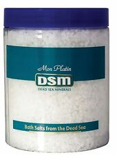 Mon Platin Bath Salts Dead Sea Minerals Aromatic Oils 1000gr Brand new