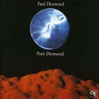 Paul Desmond - Pure Desmond [CD]