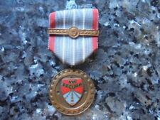 belle medaille emaillée via secura