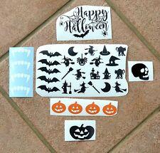 Fiesta de Halloween Decoración Pack/Vidrio/Ventana Stickers