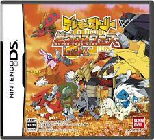 Digimon Story: Super Xros Wars Red [Japan Import] [Nintendo DS]