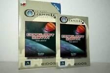 CONQUEST EARTH GIOCO USATO BUONO STATO PC CDROM VERSIONE ITALIANA FR1 43275