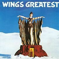 Wings - WINGS GREATEST [used Vinyl] 180 Gram