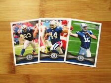 2012 Topps Indianapolis Colts TEAM SET - Andrew Luck ROOKIE